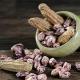 Graines de Arachide Rose et Blanche